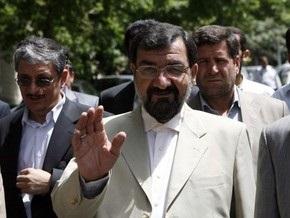 Один из кандидатов в президенты Ирана отказался от своих претензий
