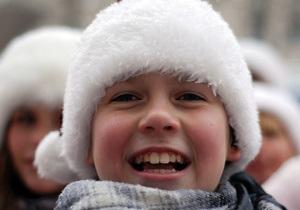 Синоптики: Новый год украинцы встретят без морозов