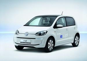 Volkswagen представил электромобиль e-up!
