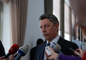 Бойко обсудил с руководством Газпрома цену газа для Украины