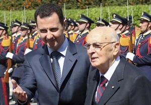 Президент Сирии: Из-за действий Израиля мир на Ближнем Востоке сейчас невозможен