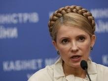 Тимошенко: В Украине незаконно торгуют оружием