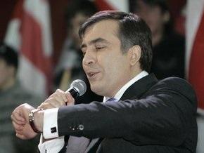 В Тбилиси начались переговоры Саакашвили с оппозицией