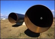 Обнаружен нелегальный нефтепровод из Украины в Россию
