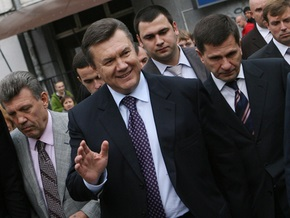 Януковича ждут в Симферополе