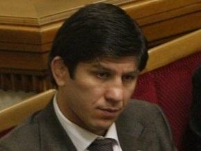 МВД допросило Тедеева в связи с перестрелкой в Киеве