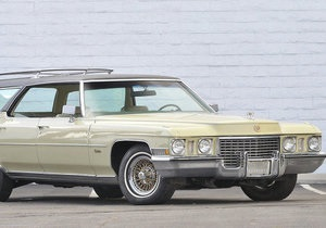 Cadillac Элвиса продают на аукционе