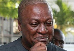 На выборах в Гане победил действующий президент. Оппозиция результаты не признает