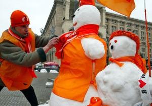 Newsweek: Конец оранжевых