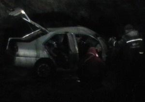 В Полтавской области в результате ДТП погибли два человека, еще шесть получили травмы