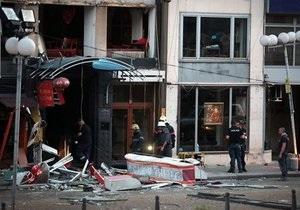 Взрыв в Софии: девять человек доставлены в больницу