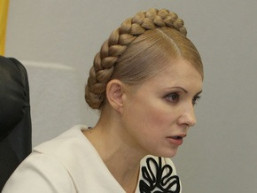 Тимошенко считает, что депутаты начали вести политические спекуляции вокруг эпидемии