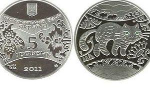 В Украине выпустят монету Год Кота