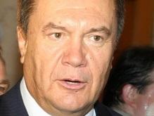 Выступление Януковича в новой Раде