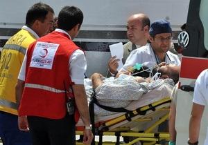 В турецком городе возле полицейского участка прогремел взрыв, есть погибшие