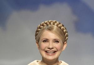 Тимошенко пообещала изменить систему денежно-кредитной политики