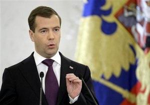 Медведев: Неудача в создании единой европейской ПРО приведет к новой гонке вооружений