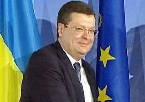 Грищенко: Переговоры о подписании Соглашения об ассоциации Украины с ЕС продолжатся на всех уровнях