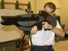 В США разрабатывают травматическое оружие с болевым излучением