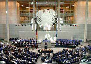 Германия - Немецкий бундестаг проводит самое длинное заседание в своей истории
