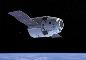 Частный космический грузовик благополучно приводнился в Тихом океане