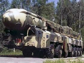 Войска РФ провели успешный запуск межконтинентальной ракеты