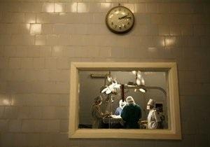 В Киеве отремонтируют спецотделения в четырех городских больницах