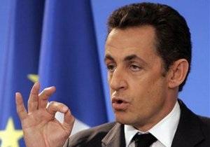 Саркози и Келер поздравили Януковича