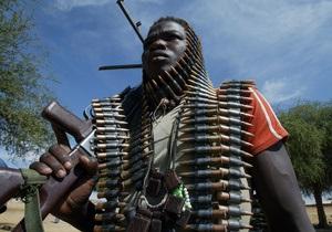 В Южном Судане погибли 57 повстанцев