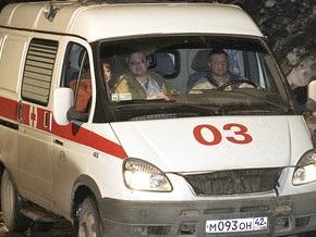 В Подмосковье столкнулись автобусы: один погибший, десятки пострадавших