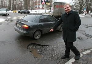 Корреспондент: Сталинград 2013-го. Украинские дороги не выдержали безденежья, воровства и разгильдяйства
