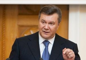 Янукович: Идет скупка оружия и подготовка к вооруженным нападениям на органы власти