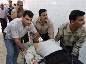 На одном из иракских рынков прогремел взрыв: погибли семь человек