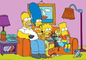 Создатели Симпсонов объявили конкурс диванных шуток