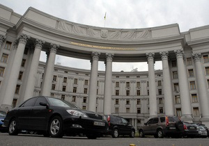 МИД: Украина заинтересована в сохранении суверенитета Молдовы