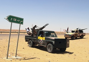 Новые власти Ливии отложили штурм Сирта еще на неделю