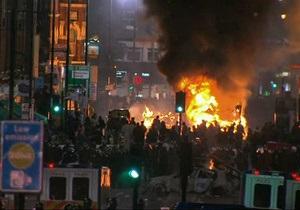 В Лондоне арестовали подростка по подозрению в убийстве пенсионера во время беспорядков