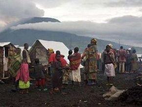 Сто тысяч беженцев в Конго отрезаны от помощи