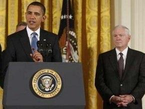 Обама подписал закон о военном бюджете США на 2010 год