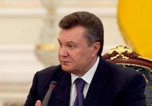 Янукович ветировал закон, обязывающий регистрировать место пребывания