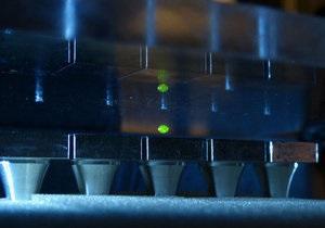 Новости науки - левитация: Прикладная левитация. Ученые с помощью звука подняли в воздух зубочистку