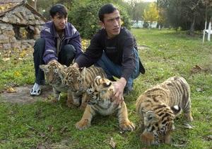 В Ташкенте директора зоопарка арестовали за воровство еды у животных