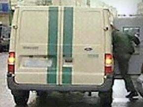 В Москве похищен инкассаторский автомобиль, перевозивший более $700 тыс