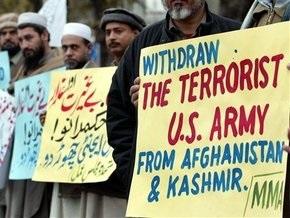 Пакистан вручил послу США ноту протеста в связи с авианалетами