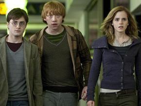 В Сети появился первый кадр из фильма Гарри Поттер и дары смерти