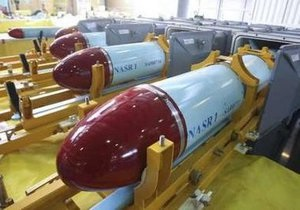 Иран начал производство ракет малой дальности, предназначенных для поражения целей на море