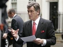 Ющенко заявил, что договорился с ЕБРР о кредитовании Укрзалізниці