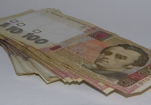 Минимальная зарплата в Украине увеличилась на 69 гривен