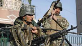 США прекратят боевые операции в Афганистане в 2013 году