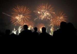 В Киеве пройдет международный парад фейерверков
